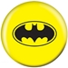Batman Icon Yellow
