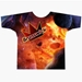 Lunar Explosion Dye-Sublimated Crew Neck