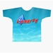 Underwater Dye-Sublimated Crew Neck