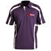 Men's Accelerate Sports Shirt Purple/White