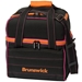 Kooler C Single Tote Black/Pink/Orange