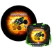 Exclusive Grave Digger Ball/Bag Combo