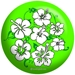 Flower Lime/Green - bowlingball.com Exclusive