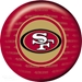 NFL San Francisco 49ers ver1 16 Only