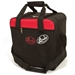 Basic Single Ball Tote Black/Red