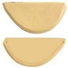 Replacement Toe Cap Right Handed Beige