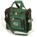 Deluxe Single Ball Tote Black/Green