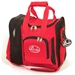 Deluxe Single Ball Tote Black/Red