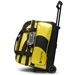 Path Double Roller Bowling Bag Black/Gold